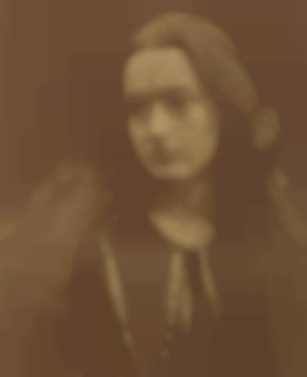 Julia Margaret Cameron-My Ewens Bride (Annie Chinery Cameron)-1869