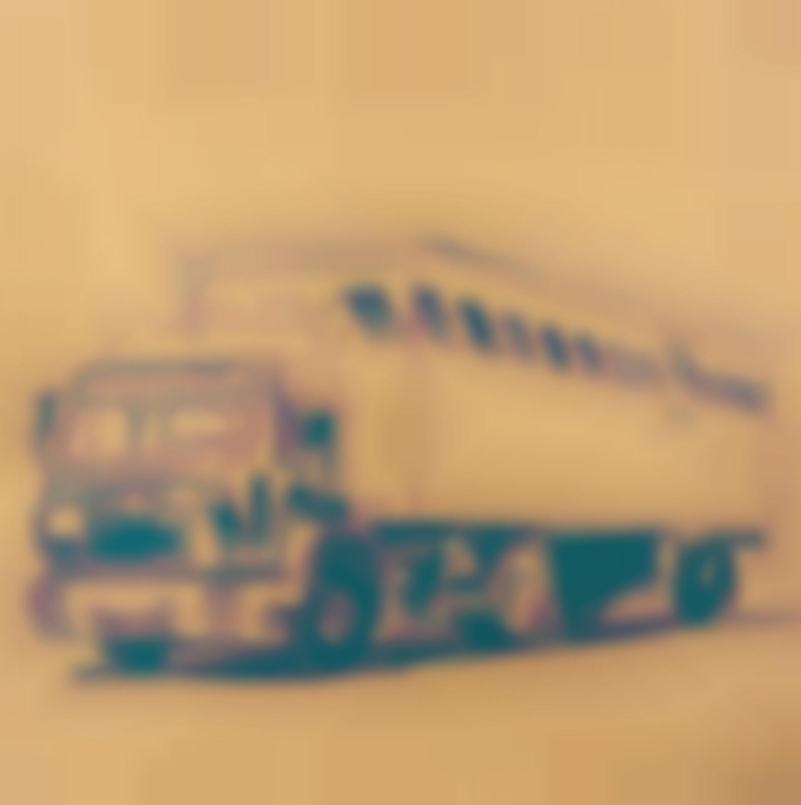 Andy Warhol-Truck(Feldman & Schellmann Iib.367)-1985