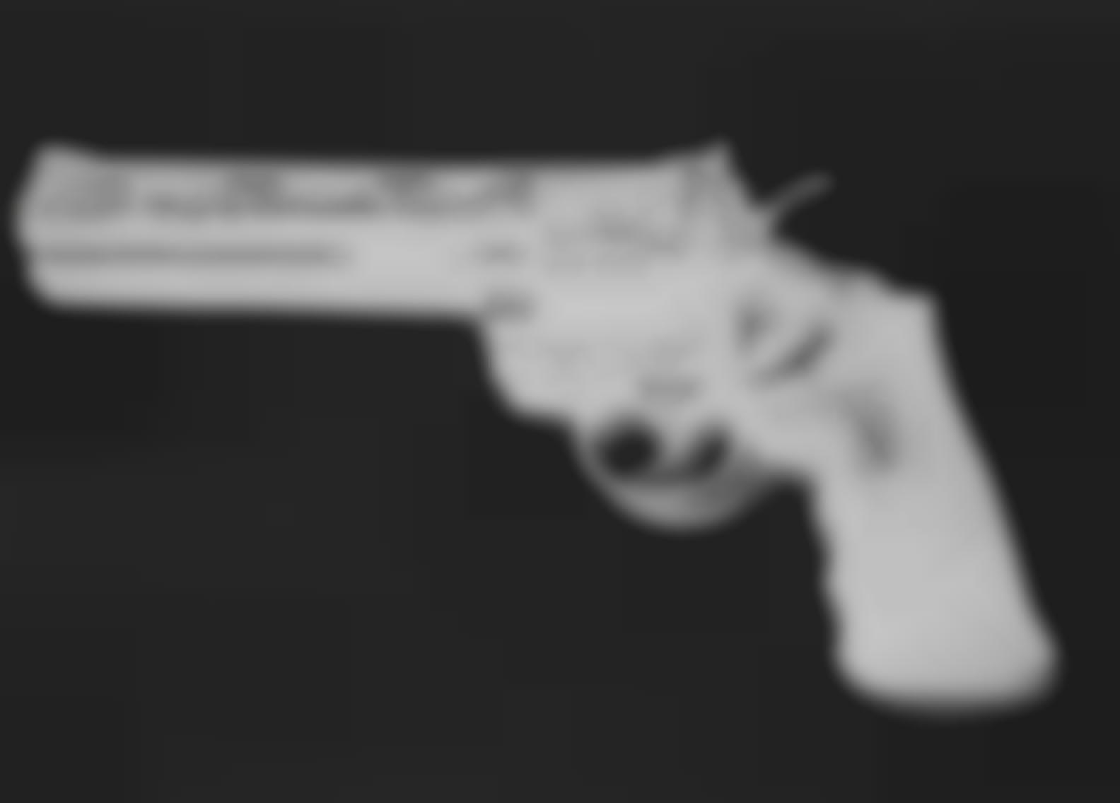Russell Young-Elvis Tcb Gun-2008