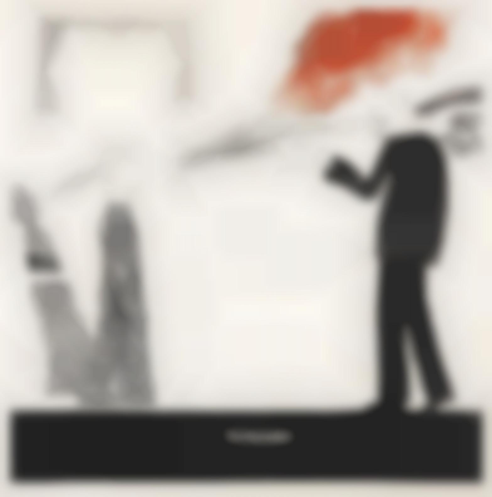 David Hockney-The Hypnotist (Mca Tokyo 32)-1963