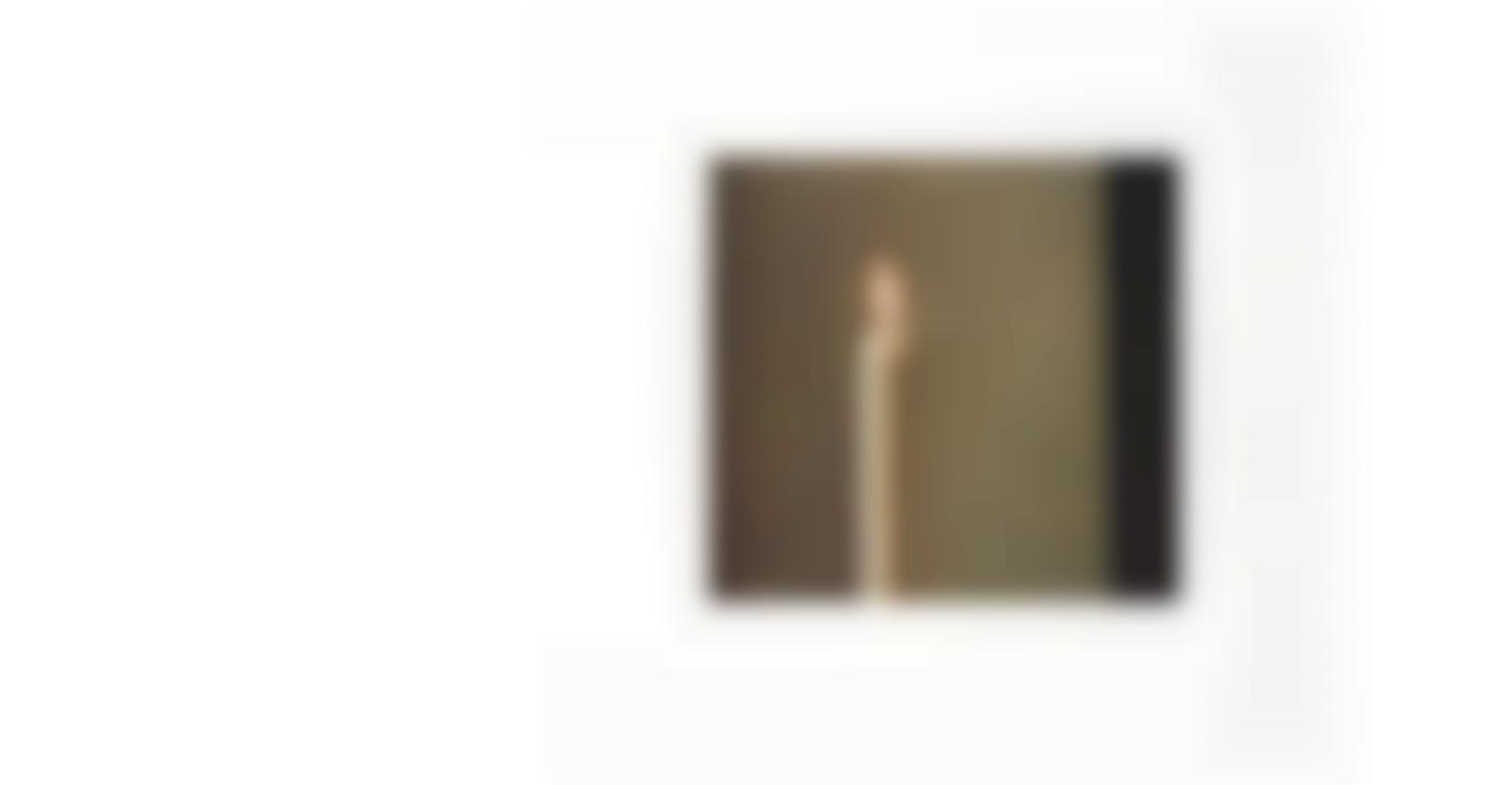 Gerhard Richter-Kerze II (Candle II) (Butin 66)-1989