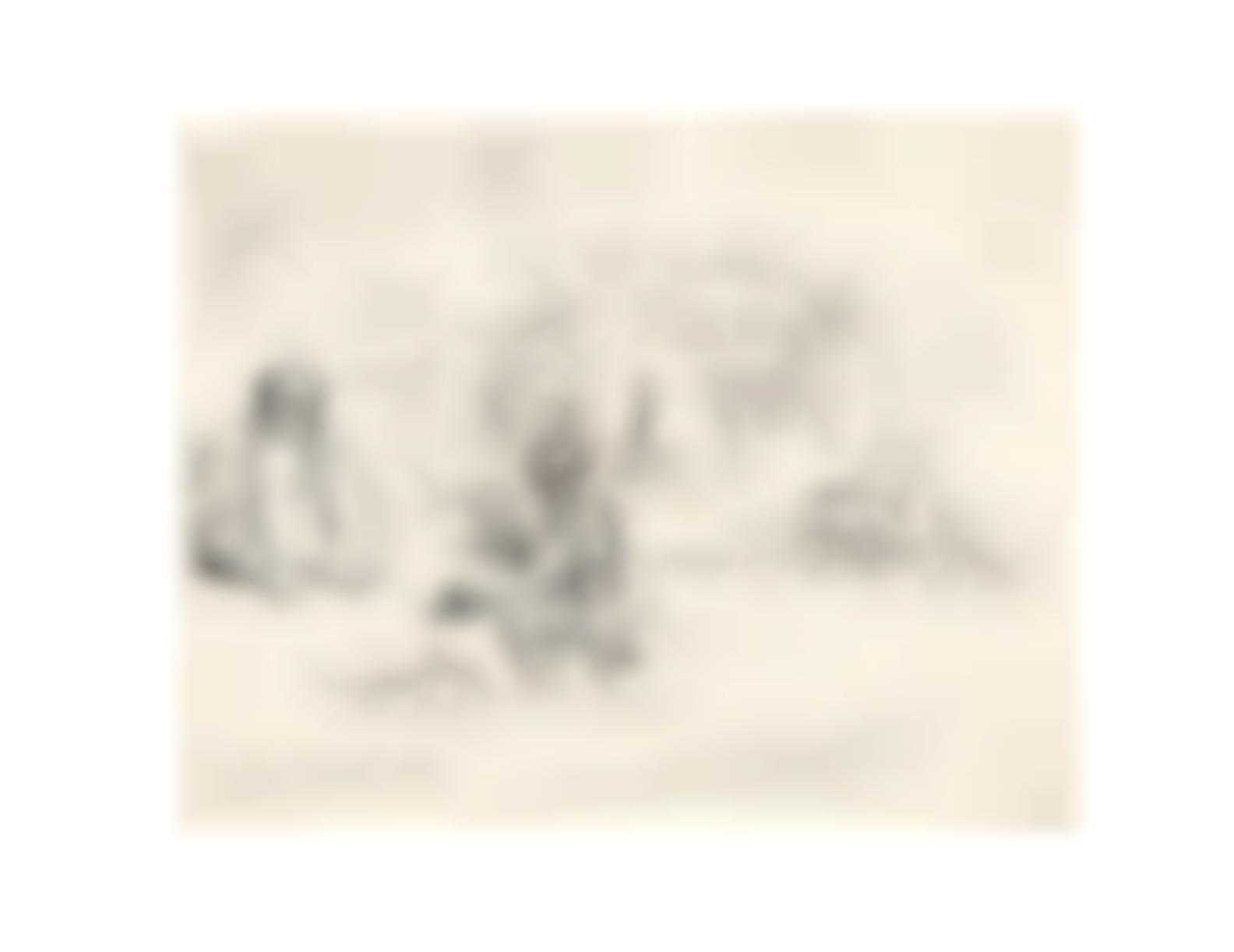 Rembrandt van Rijn-The Bathers (Bartsch 195; New Hollstein 258)-1651