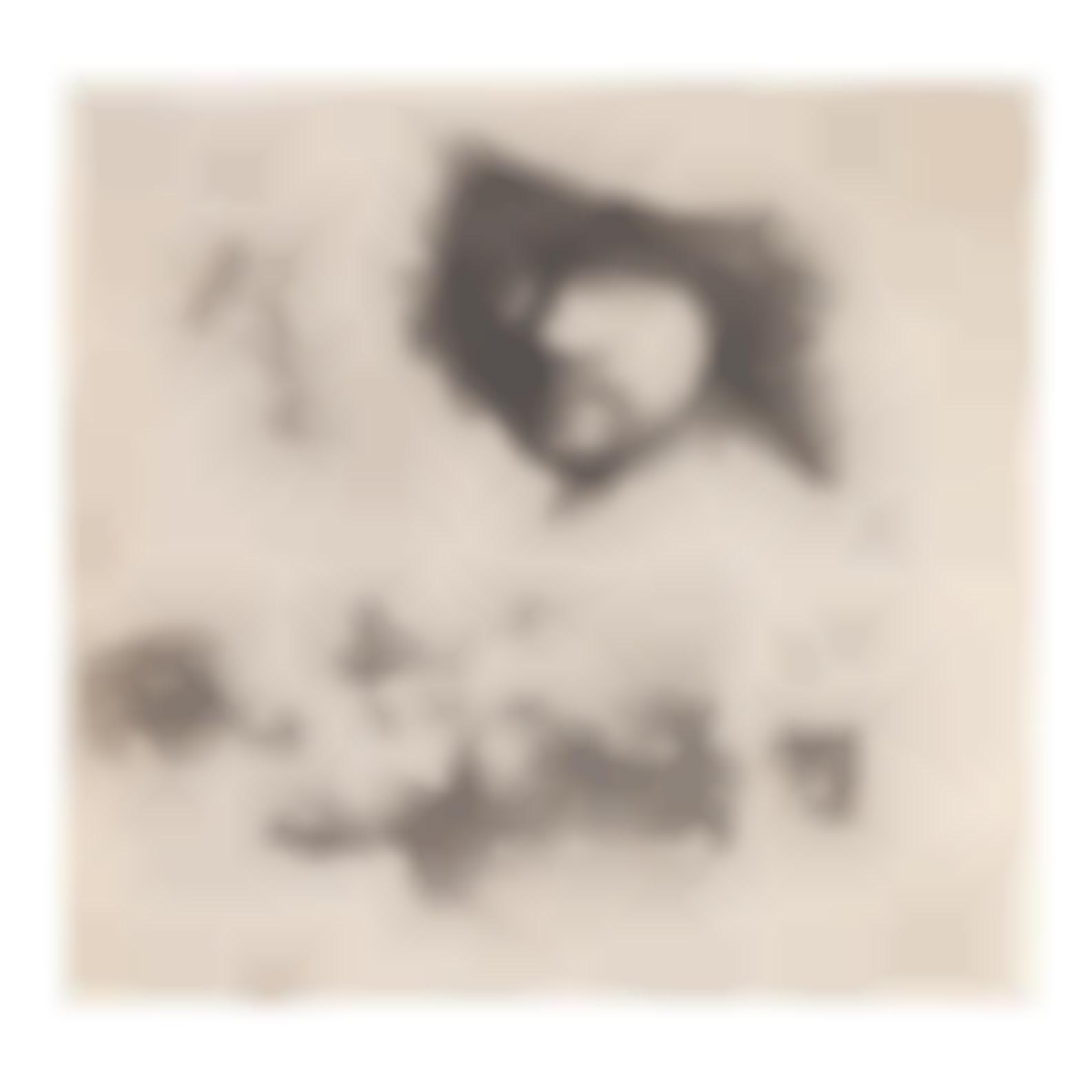 Rembrandt van Rijn-Sheet Of Studies: Head Of The Artist, A Beggar Couple, Heads Of An Old Man And Old Woman (Bartsch 363; New Hollstein 115)-1632