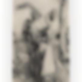 Albrecht Durer-The Promenade (Bartsch 94;Meder, Hollstein 83; Schoch, Mende And Scherbaum 19)-1498