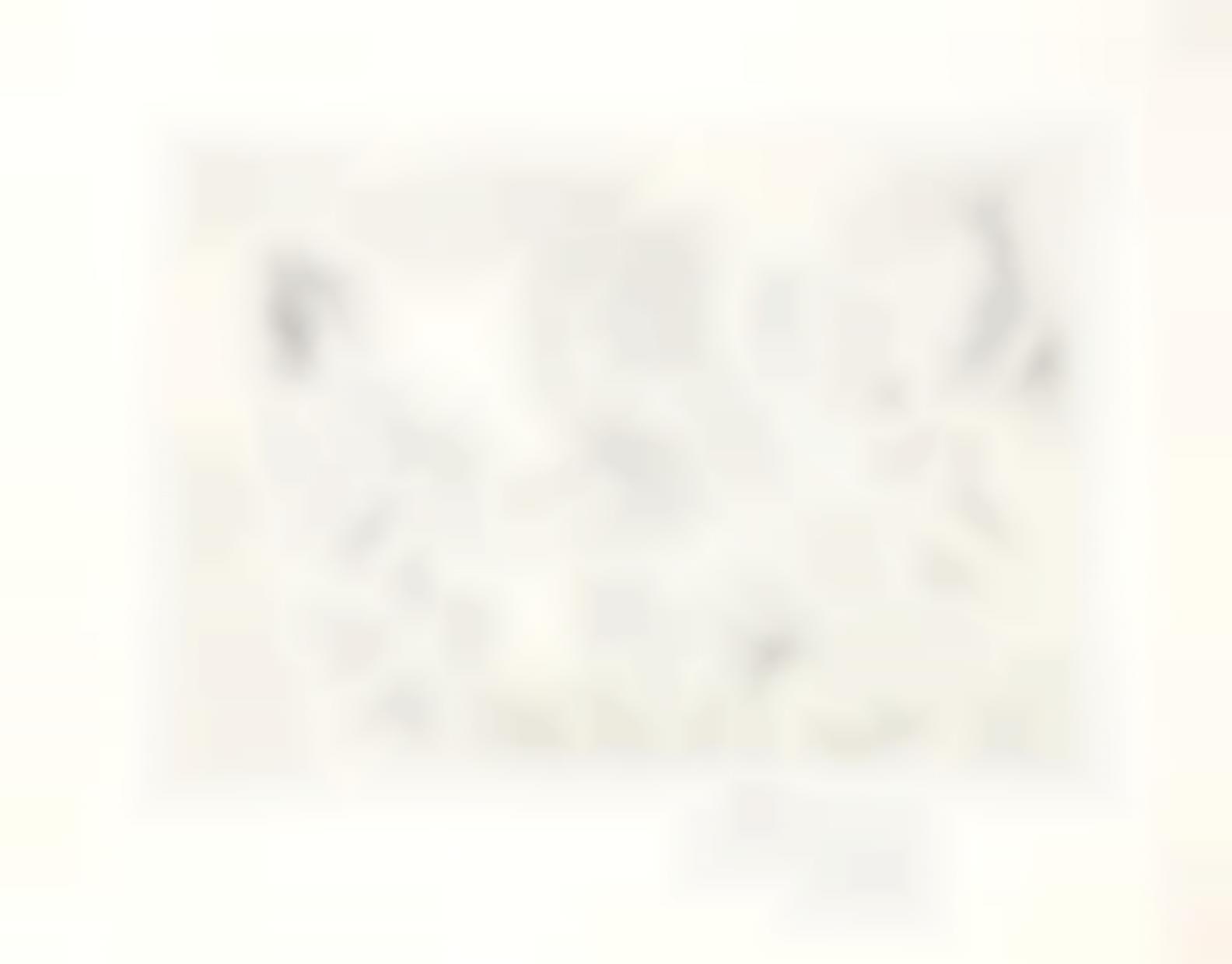 Pablo Picasso-Homme En Babouches Menacant Dun Poignard Une Femme Nue Devant Deux Spectateurs Ages, From El Entierro Del Conde Orgaz(Bloch 1466; Baer 1377)-1966