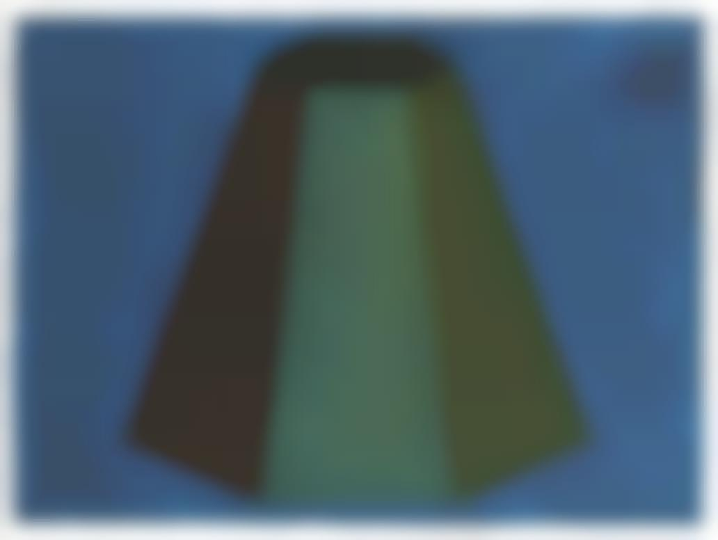 Sol LeWitt-Flat-Topped Pyramid-1987