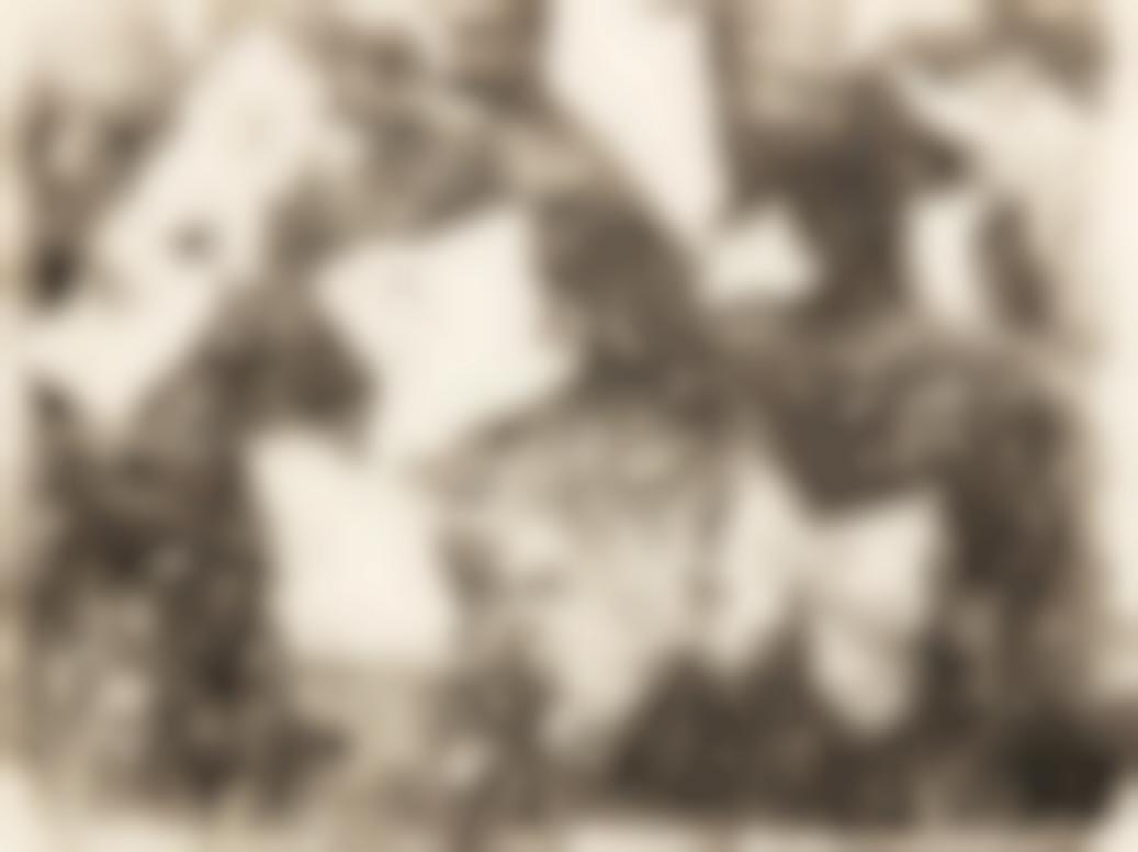 Jean Dubuffet-Empreinte Vi-1957