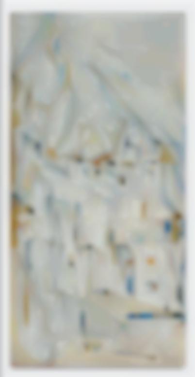 Arpad Szenes-Untitled-1968