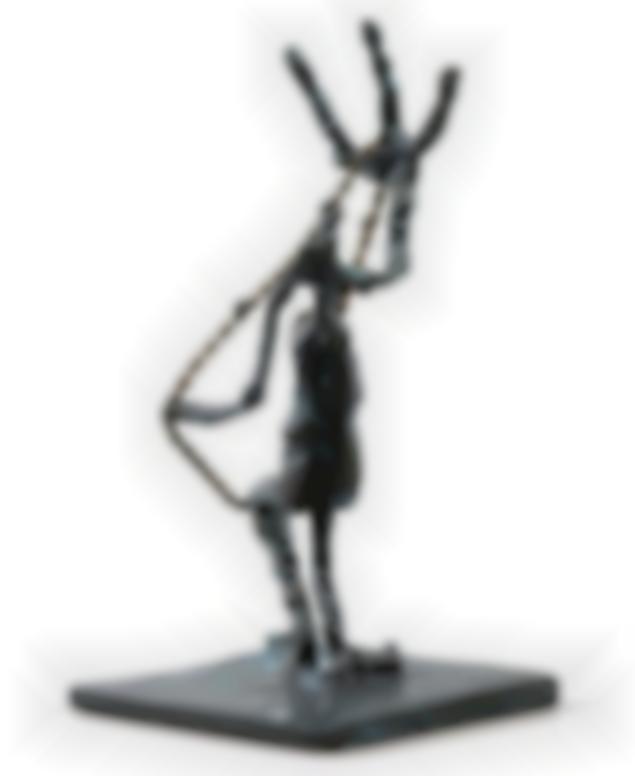 Germaine Richier-Laraignee II, Petite-1946