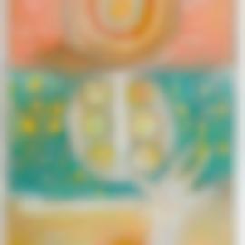 Jean-Pierre Pincemin-Untitled-1997