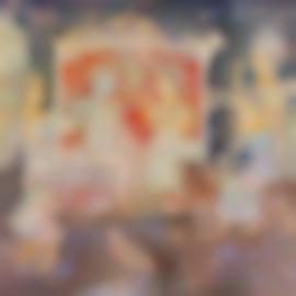 Sakti Burman-Lespoir, Korishna Ou Lamour (Hope, Krishna Or Love)