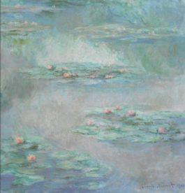 Claude Monet-Nympheas-1908