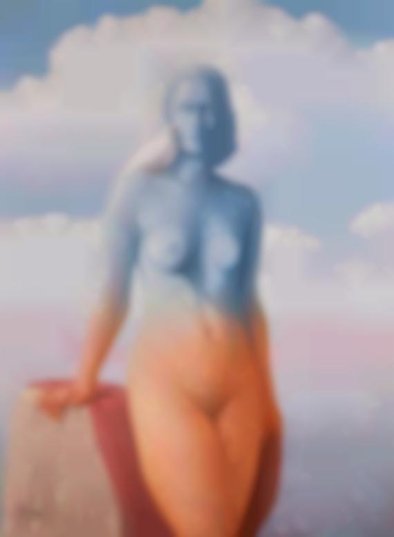 Rene Magritte-La Magie Noire-1946