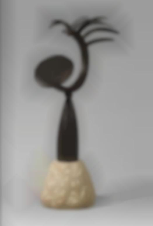 Julio Gonzalez-Tete Au Miroir-1934
