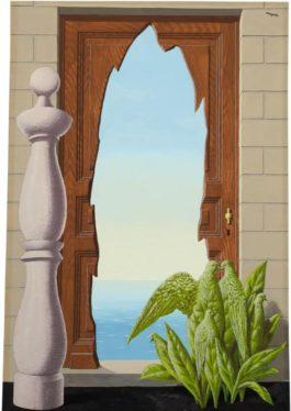 Rene Magritte-Le Grand Matin-1942