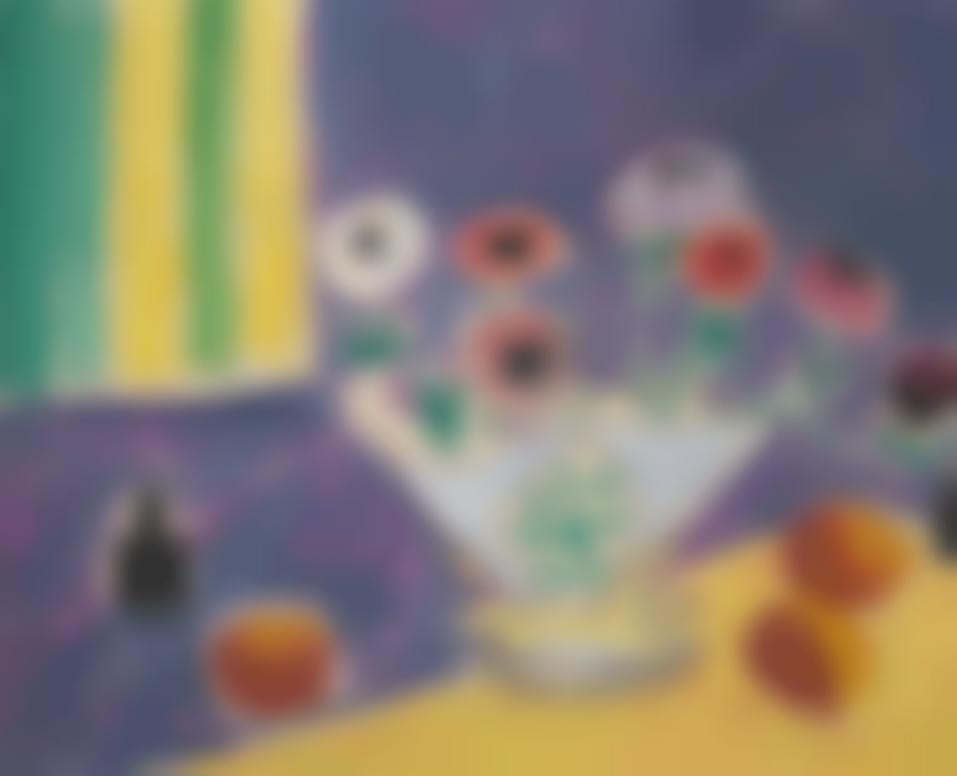 Henri Matisse-Vase Danemones-1946
