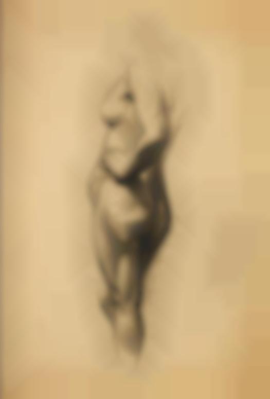 Julio Gonzalez-Nu-1918