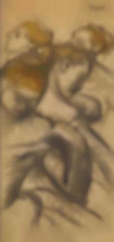 Edgar Degas-Quatre Danseuses-1902