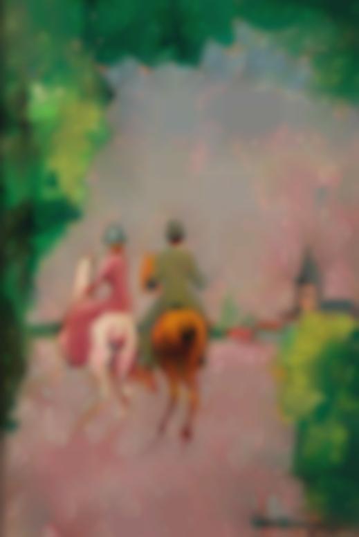 Kees van Dongen-Les Cavaliers-1925