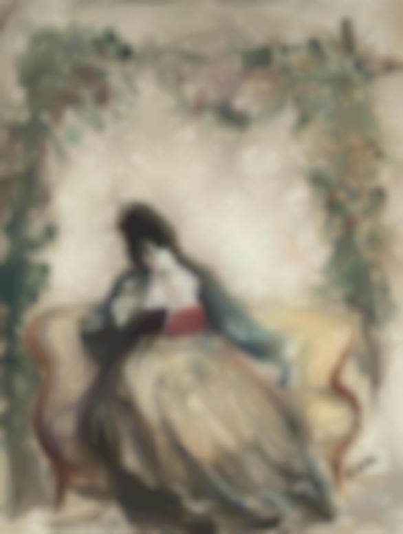 Alfred Kubin-Siesta-1905