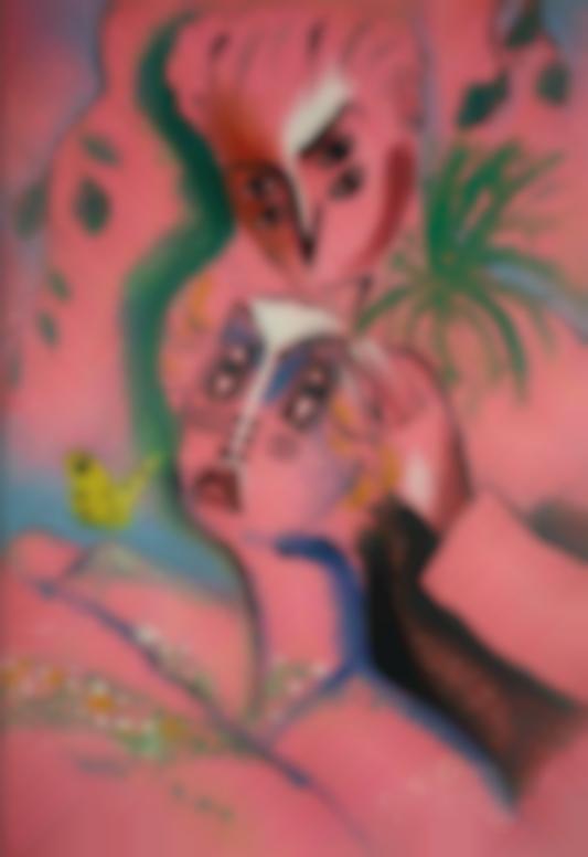 Francis Picabia-Couple Amoureux-1926