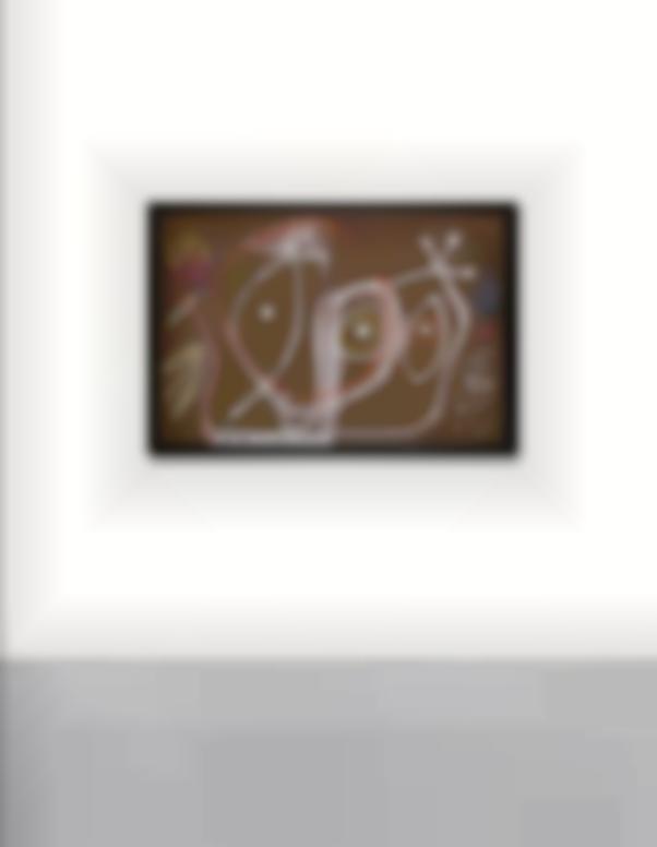 Joan Miro-Tete-1971
