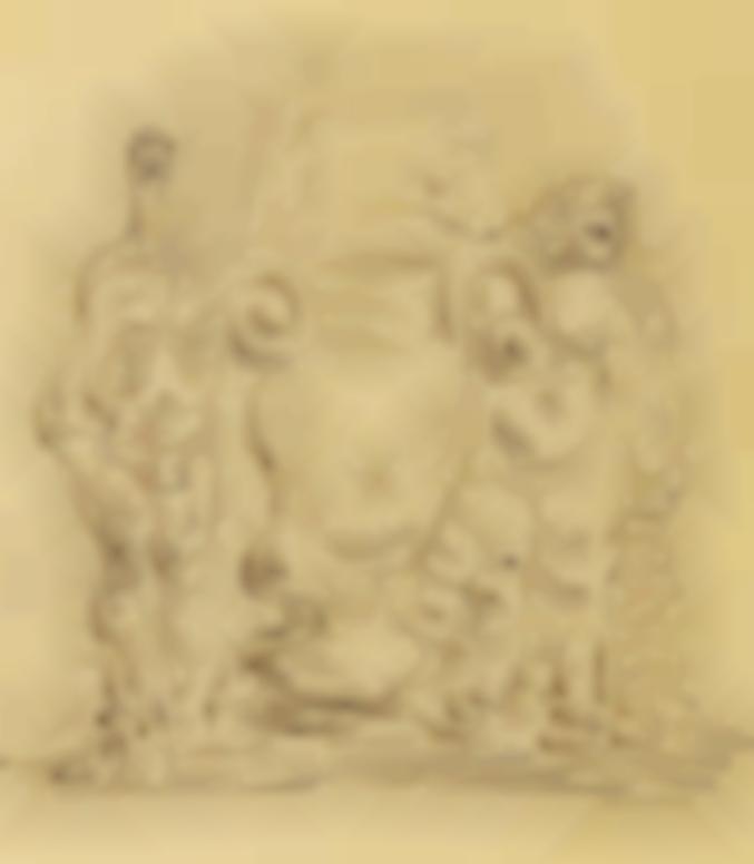 Alberto Savinio-Figure Davanti Unurna (Figures In Front Of An Urn)-