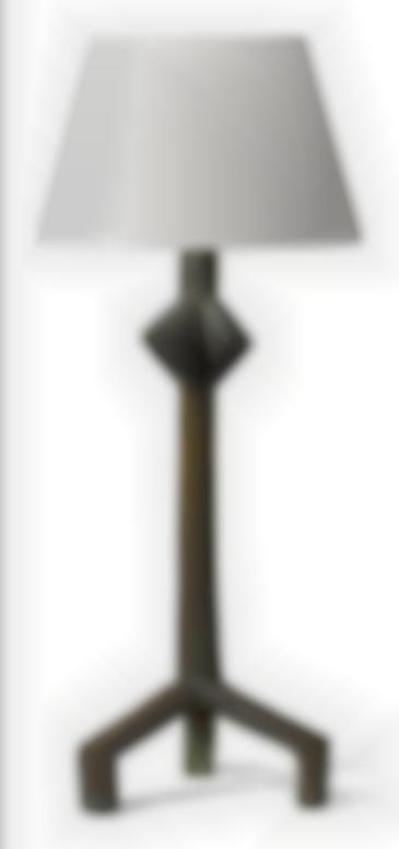 Alberto Giacometti-Lampe Modele « Etoile »-1935