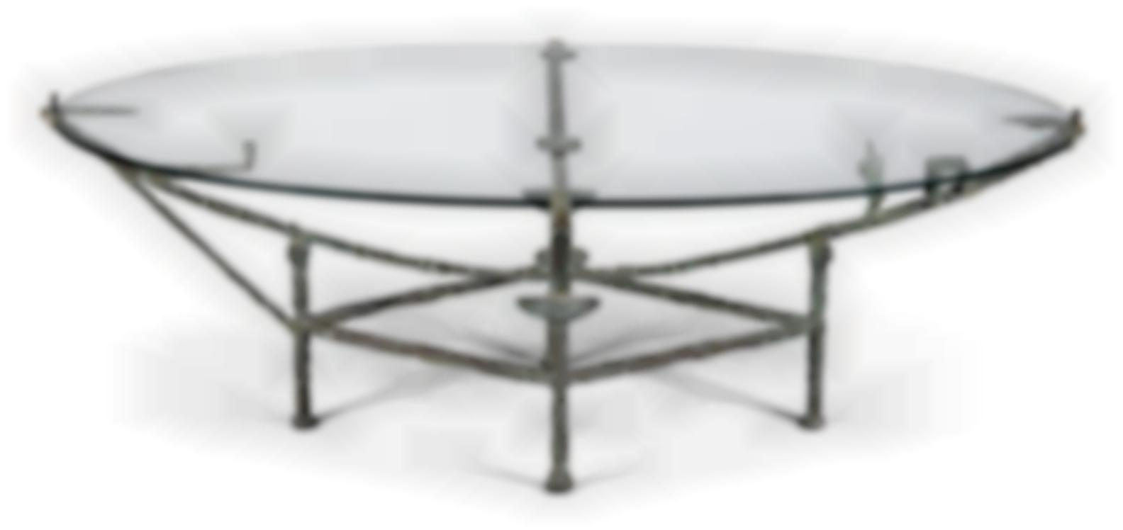 Diego Giacometti-Table Carcasse-1980