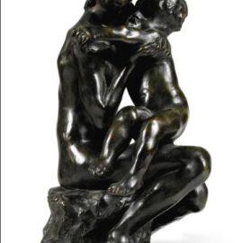 Auguste Rodin-Frere Et Soeur-1890