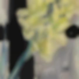 Piet Mondrian-Gladiolus-1938