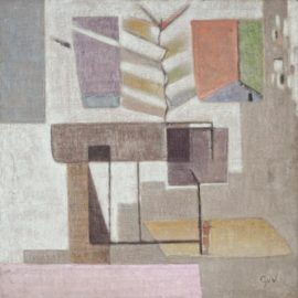 Geer Van Velde-Composition-1950