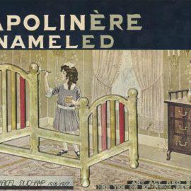 Marcel Duchamp-Apolinere Enameled-1916