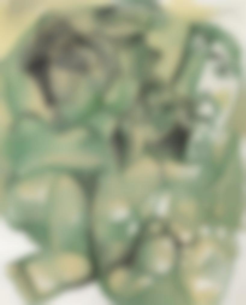 Pablo Picasso-Homme Et Femme Nus-1968