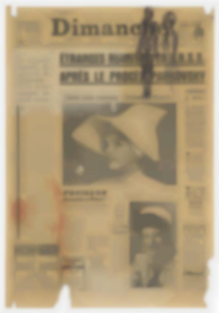 Alberto Giacometti-Figures Debout-1963