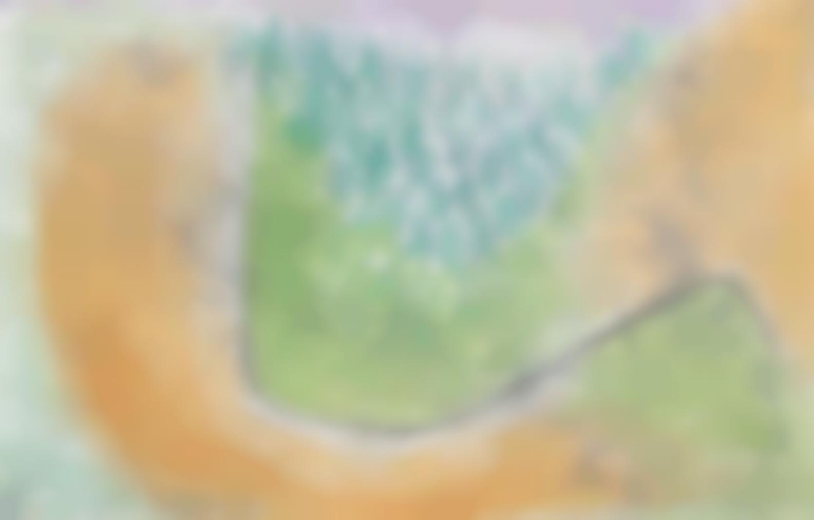 Paul Klee-Voralpine Landschaft-1937