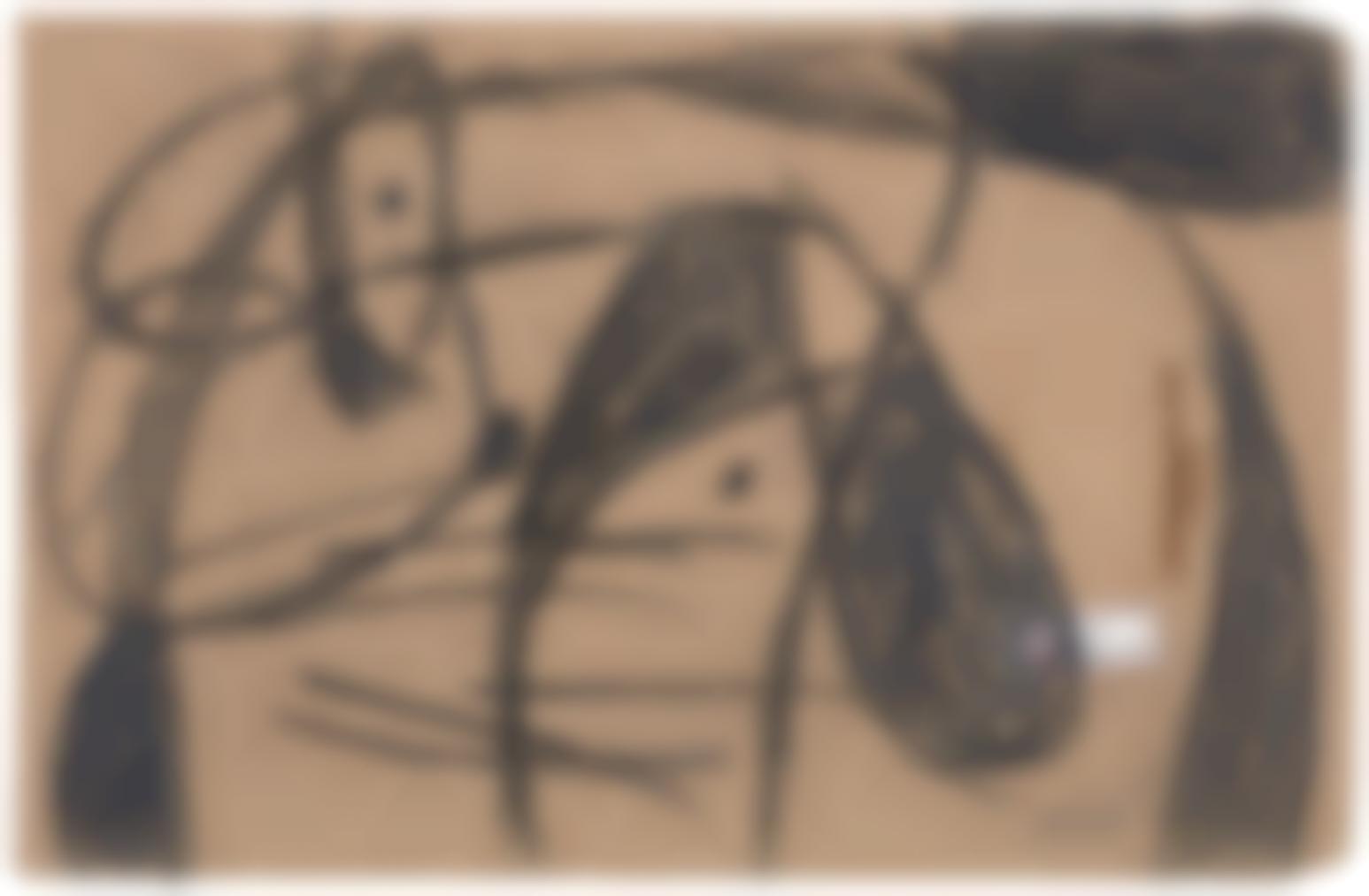 Joan Miro-Personnage-1977