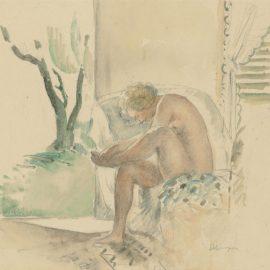 Henri Lebasque-Nu-1920