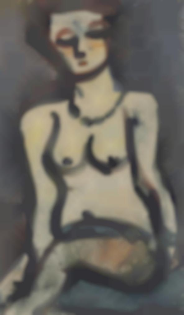 Georges Rouault-Nu Au Collier-1915
