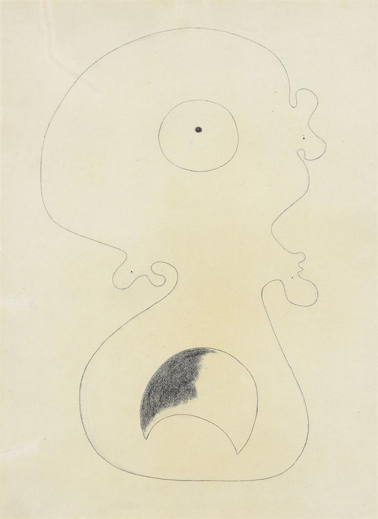 Joan Miro-Untitled-1930