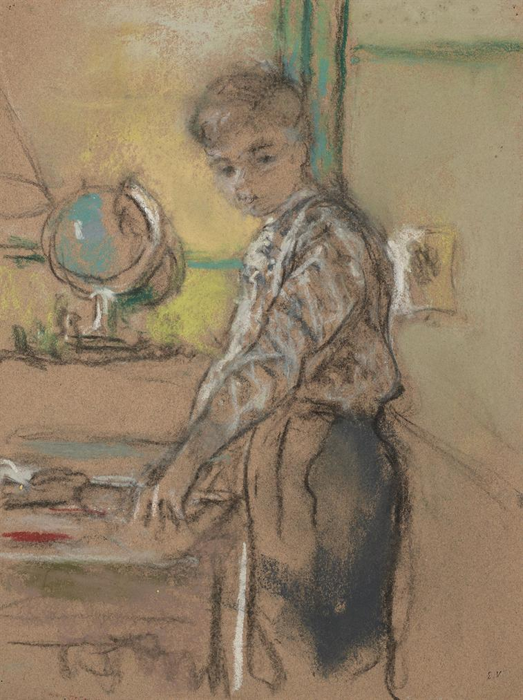 Edouard Vuillard-Henri Malegarie-1939