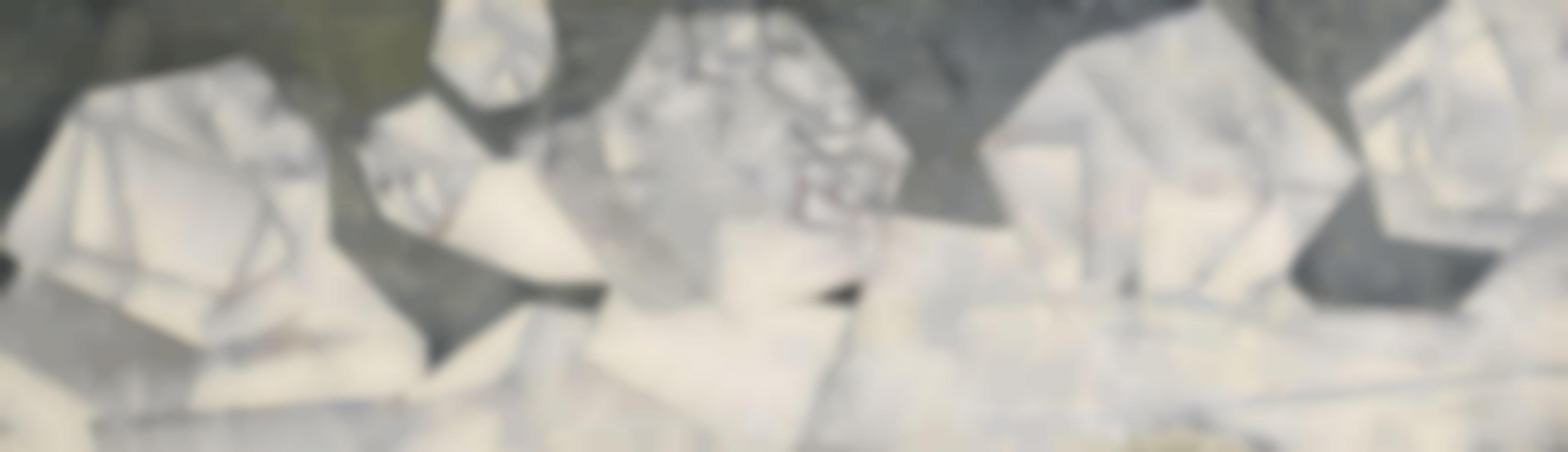 Max Ernst-Enseigne Pour Une Ecole Des Cristaux-1957