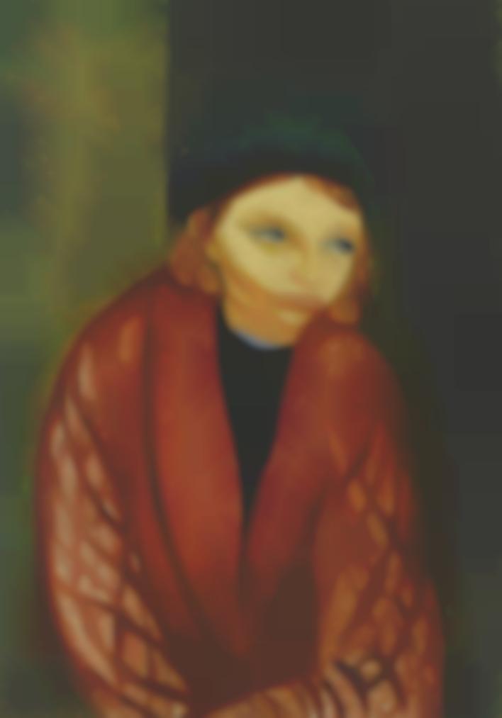 Moise Kisling-Jeune Fille-1914