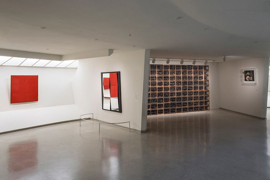 Installation View - ZERO Countdown to Tomorrow, 1950s–60s, photo by David Heald
