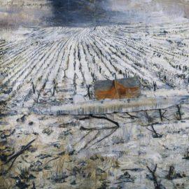 Anselm Kiefer-Des Herbstes Runengespinst-2006