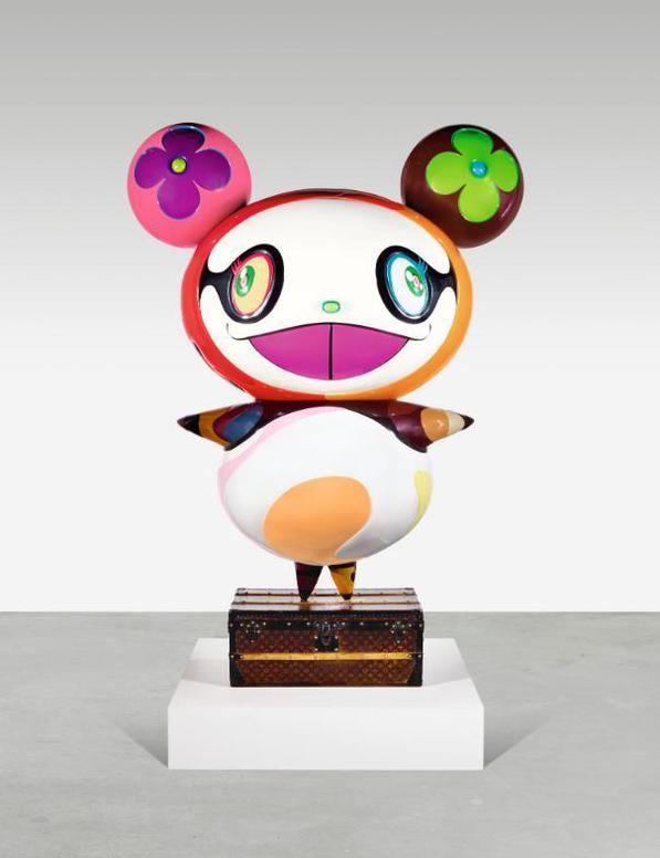 Takashi Murakami-Panda-2003