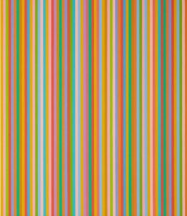 Bridget Riley-Bright Shade-1985