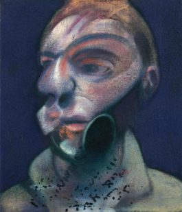 Francis Bacon-Self-Portrait-1975