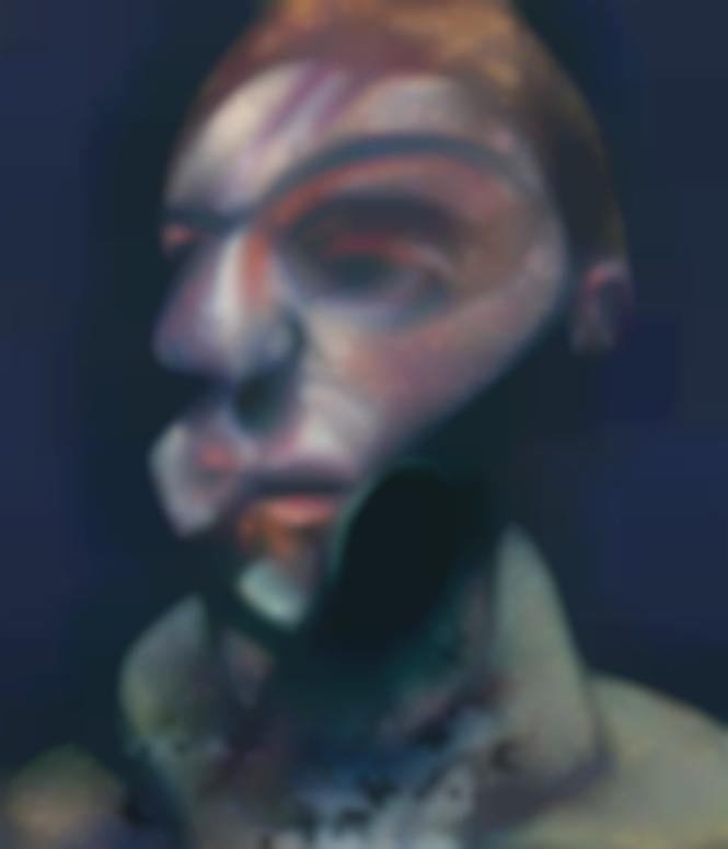 Francis Bacon-Self-Portrait-1975