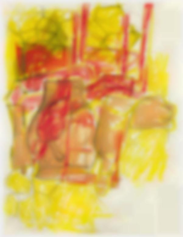 Georg Baselitz-Untitled-1988